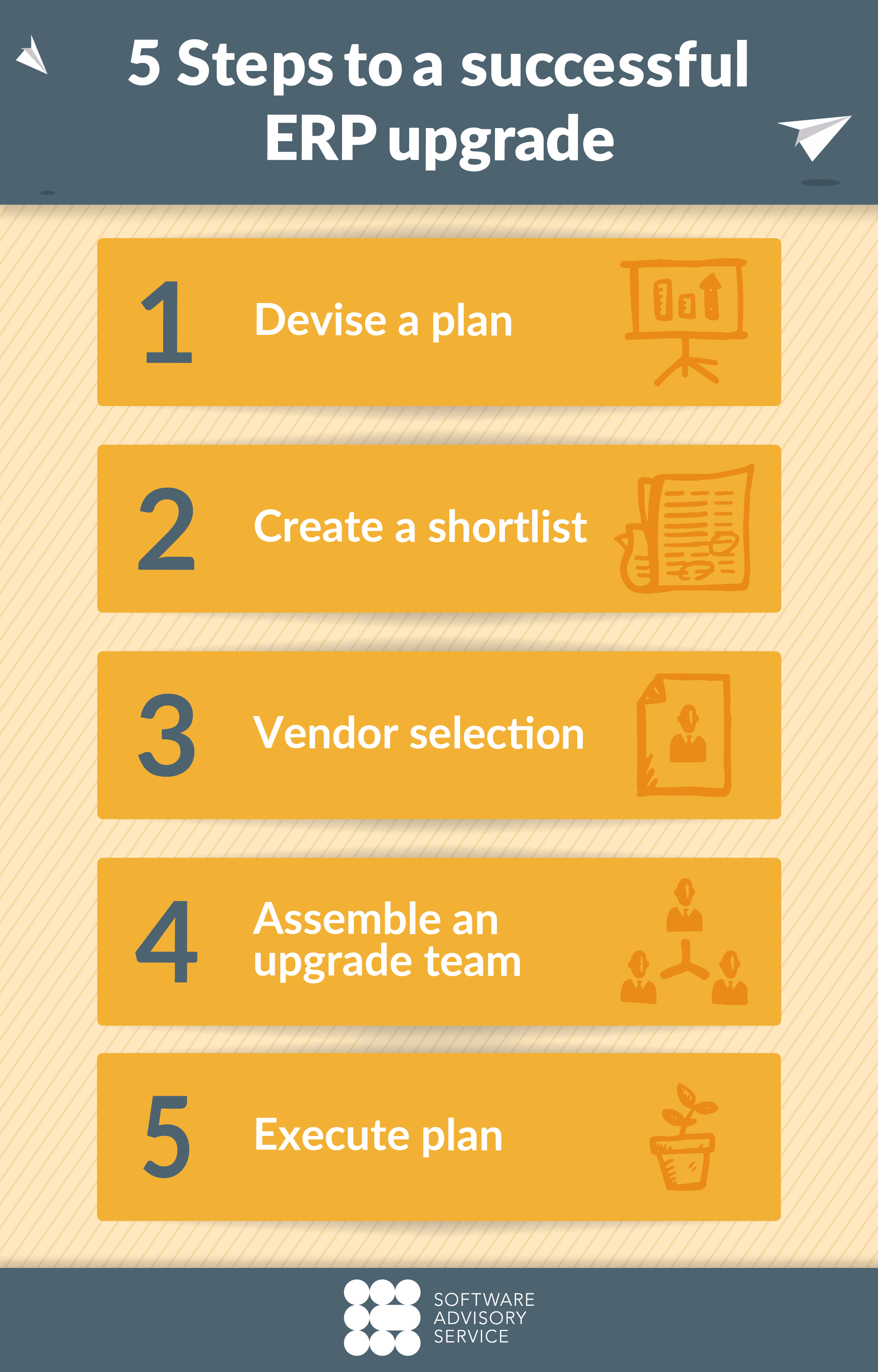 How To Upgrade Your ERP: The Ultimate Checklist +